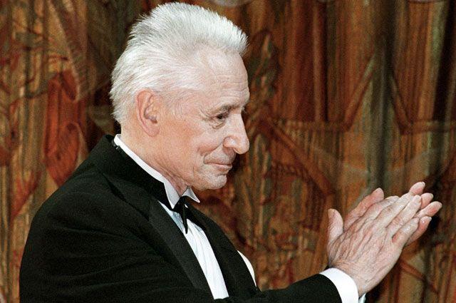 Хореограф Юрий Григорович отмечает собственный 90-летний юбилей