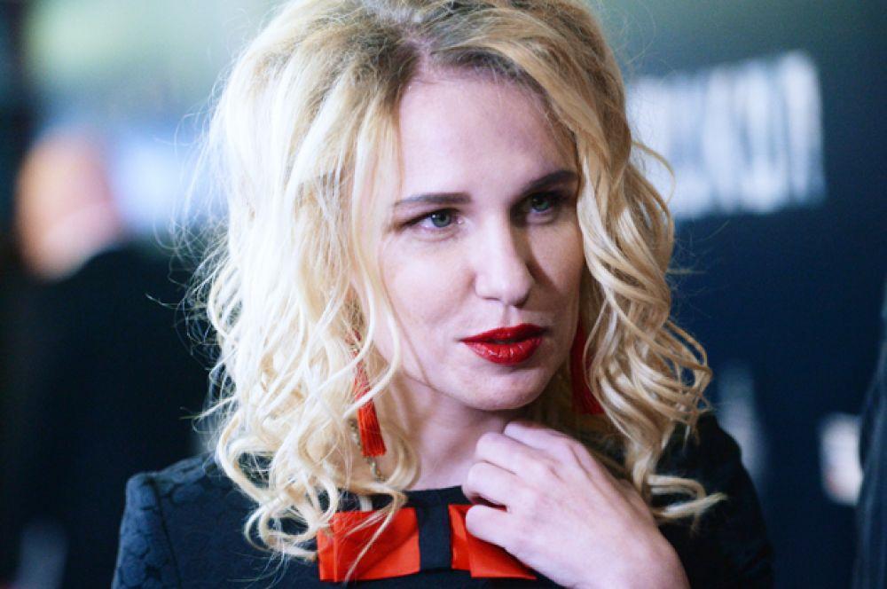 22 апреля родила дочь режиссер Валерия Гай Германика.