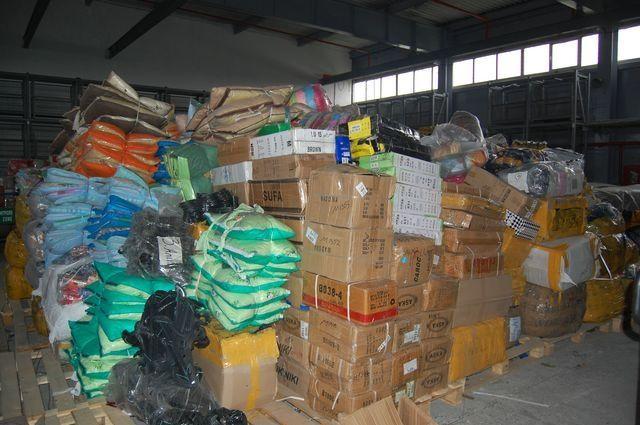 ВРостовской области задержали партию контрафактных Adidas, NIKE иLACOSTE