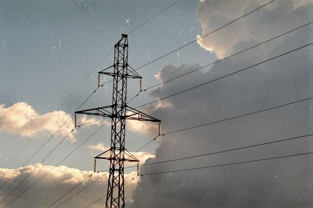 После шторма без света остаются граждане одного изпосёлков вЗеленоградском районе