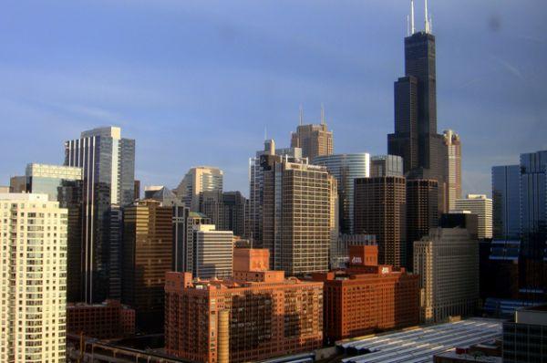10 место. «Уиллис-тауэр», Чикаго, 442 метра. После его завершения в 1974 году это было самое высокое здание в мире, превосходившее по высоте башни Всемирного торгового центра в Нью-Йорке. Небоскреб держал этот рекорд в течение почти 25 лет.