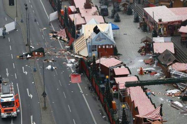 Берлинский террорист опознан навидео ИГ— прокуратура ФРГ