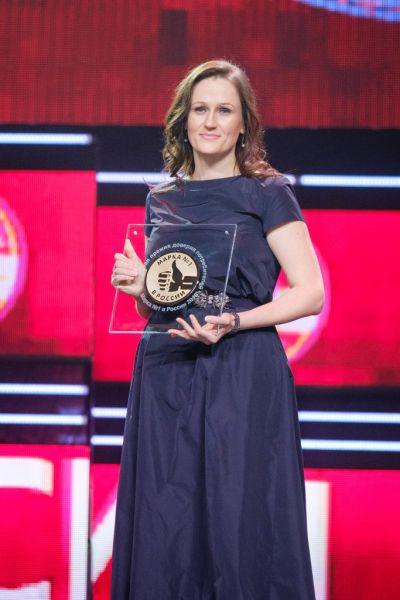 Генеральный директор фабрики «Двери Волховец» Мария Степанова