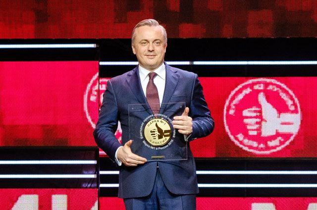 Генеральный директор «АиФ» Руслан Новиков.