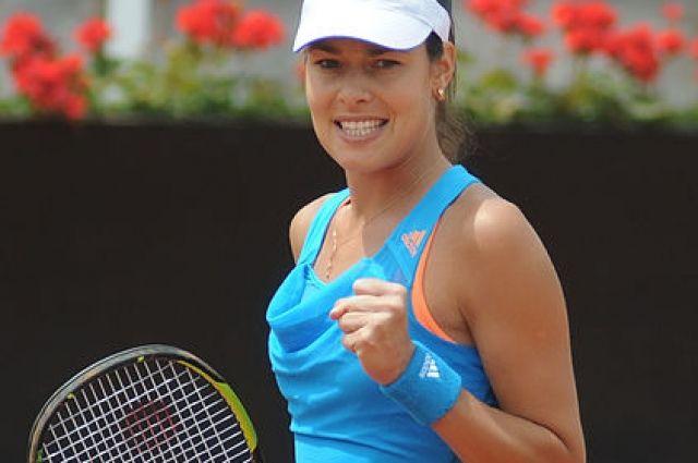Экс-первая ракетка мира Ана Иванович уходит из огромного тенниса