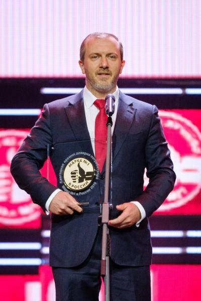 Вице-президент по продажам компании «Эльдорадо» Олег Суковатов