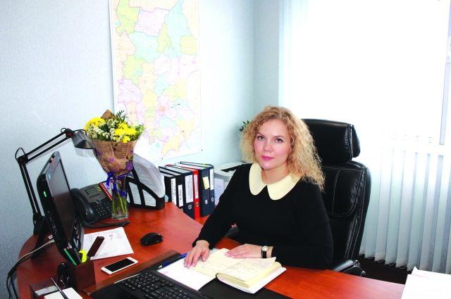 Анна Стэльмах знает, какая помощь требуется бизнесменам.