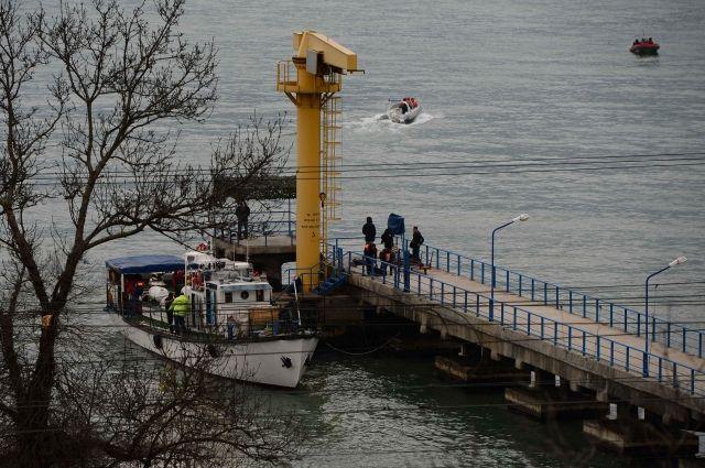 СМИ узнали озавершении основного этапа операции наместе падения Ту-154