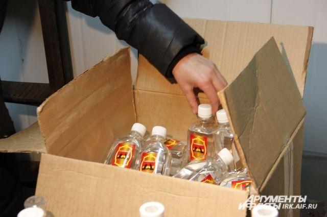Бутылки «Боярышника»