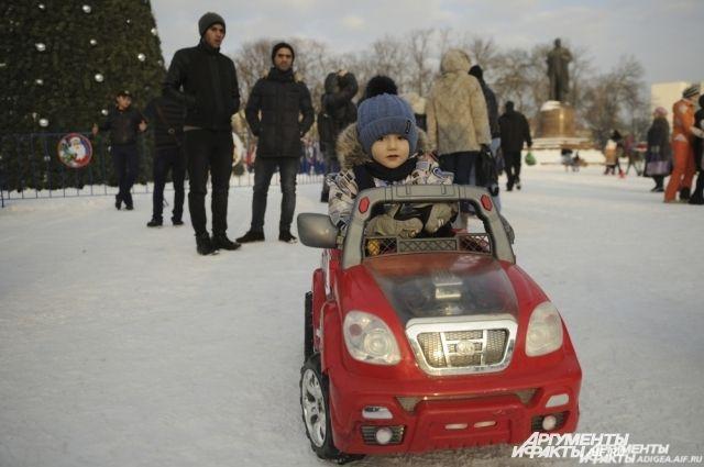 Зарегистрировать новый автомобиль можно даже в новогодние праздники.