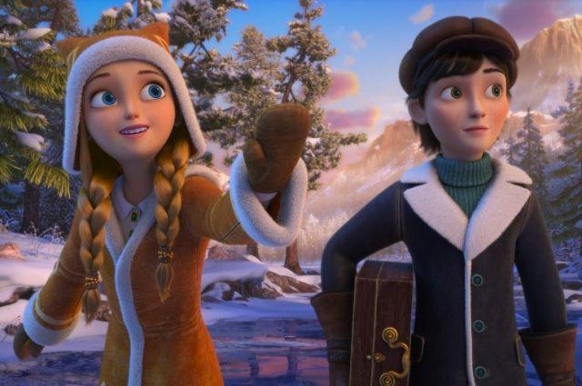 «Снежная королева 3» порадует вновогодние каникулы детей вПрибалтике
