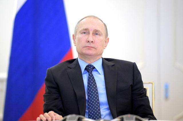 Опрос: неменее 50% граждан России знакомы с содержимым пресс-конференции Владимира Путина