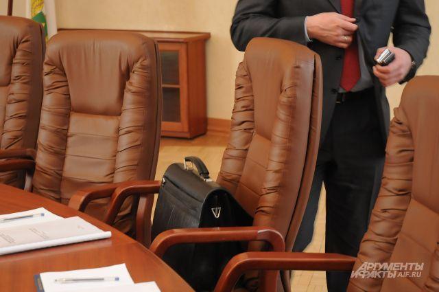 Губернатор Пермского края отправил вотставку краевое руководство