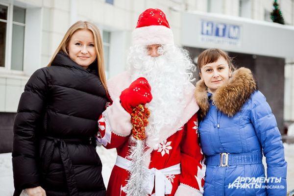 Надежда Волоснухина и Анна Андреева