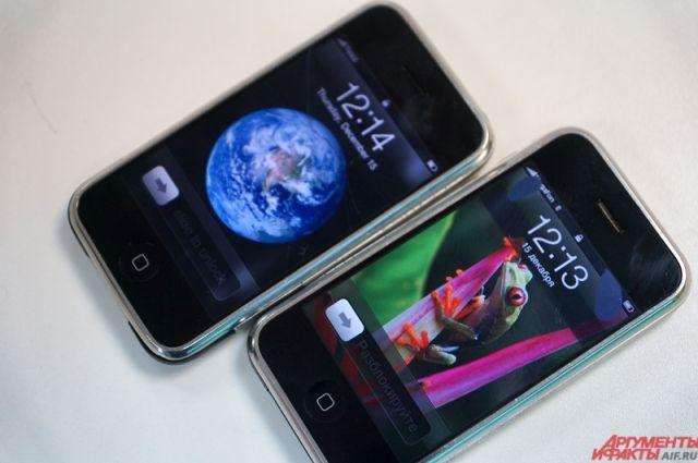 «Это было чудо!» Россияне вспоминают первый iPhone