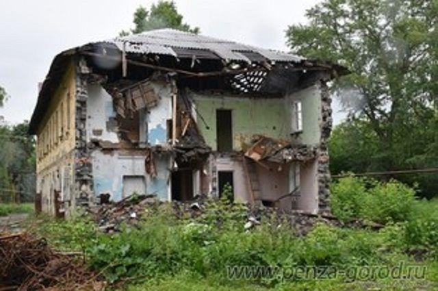 В Оренбурге ООО «Амелия» сорвало переселение жильцов из ветхого жилья
