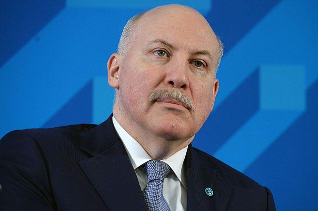 Дмитрий Мезенцев.