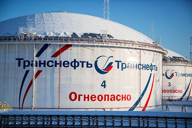 «Транснефти» запретили заканчивать прокачку нефти «Роснефти» с1января