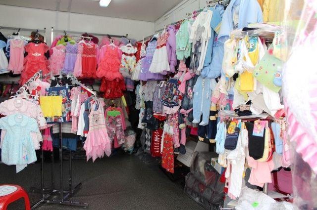 Реализация детской одежды — удачный выбор для открытия собственного дела.