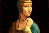 «Дама с горностаем»