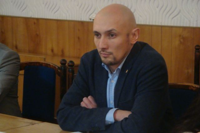 Замглавы администрации Симферополя Гафаров объявил о собственной отставке