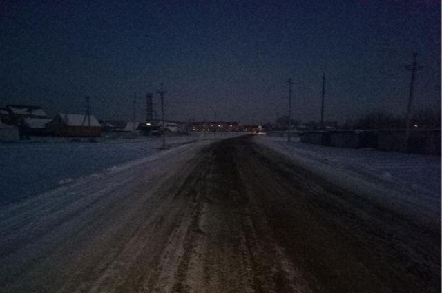 МЧС: открыта горячая линия по состоянию трасс в Оренбуржье