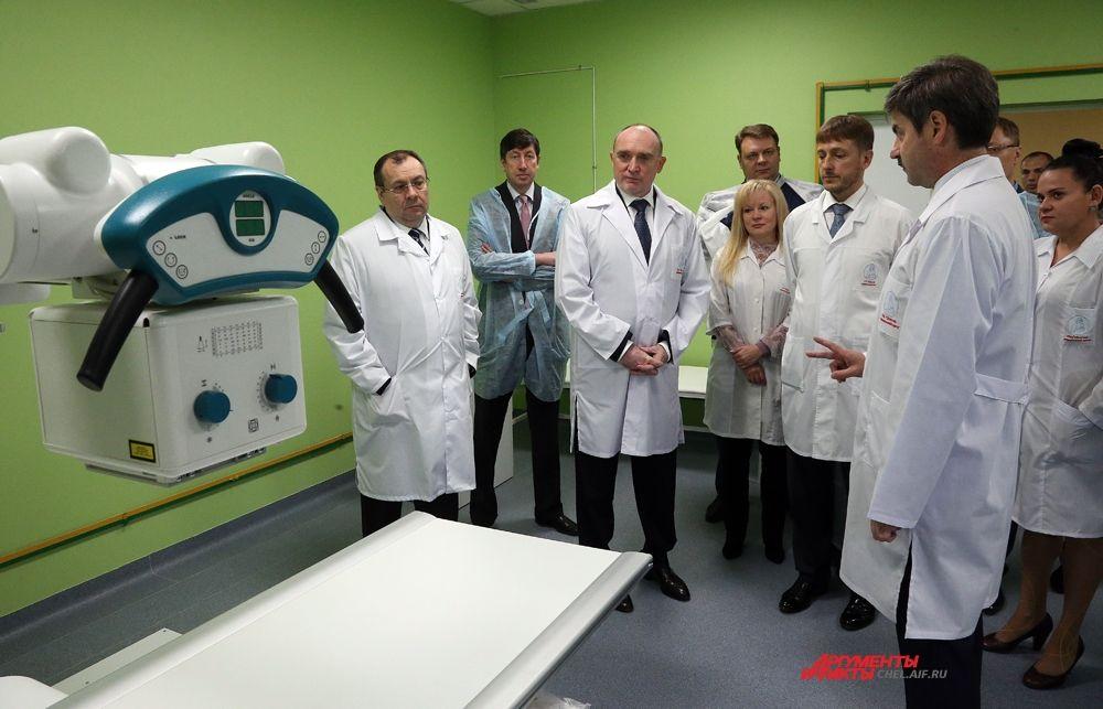 В Челябинске открылся новый областной перинатальный центр. Теперь беременные, роженицы и новорождённые смогут получить качественную помощь - к их услугам высококвалифицированные врачи и самое современное оборудование.