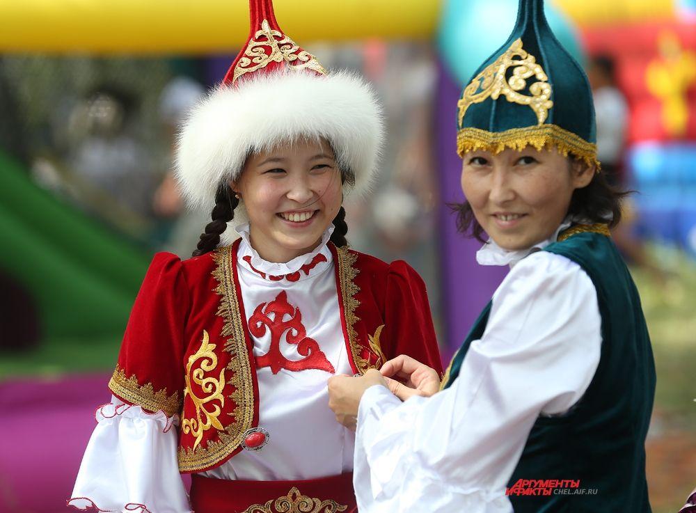 В начале августа в Чесменском районе с небывалым размахом прошел IV фестиваль казахской культуры «Туган жер».
