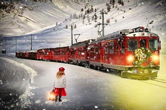 Состав отправится со станций Омского региона назначением на Забайкальск.