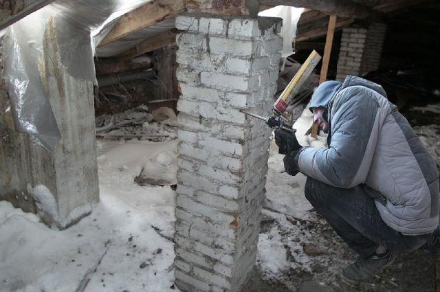 В 123 домах капитально отремонтированы крыши.