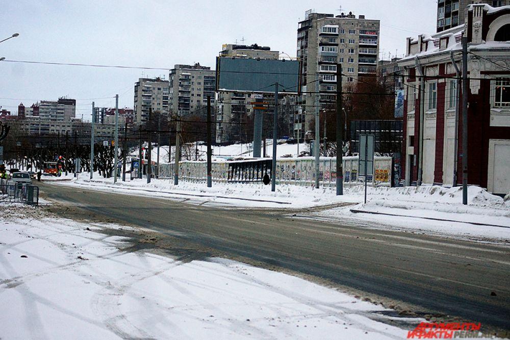 Улица Петропавловская.