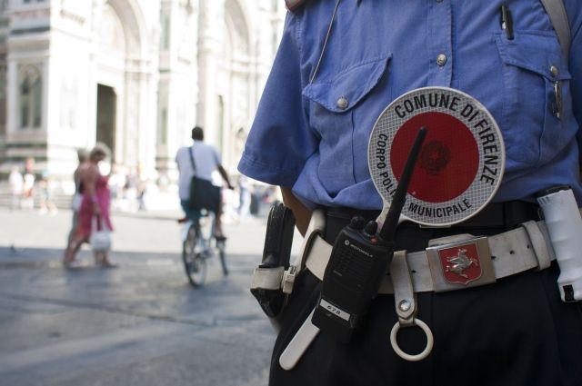 Вцентре Флоренции взорвалась бомба