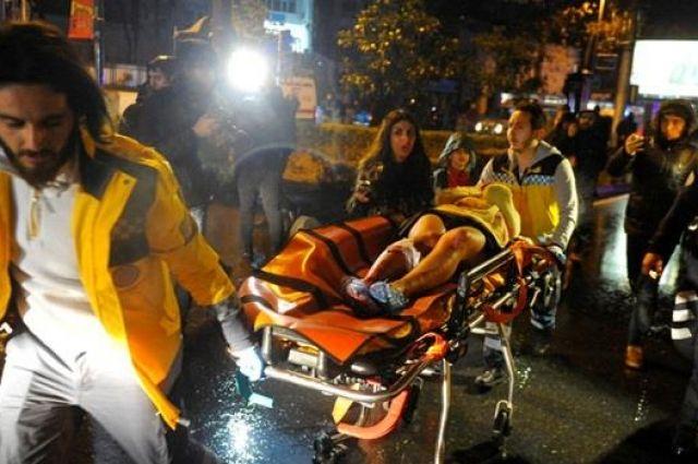 МИД: жителей Украины среди погибших втеракте вСтамбуле нет