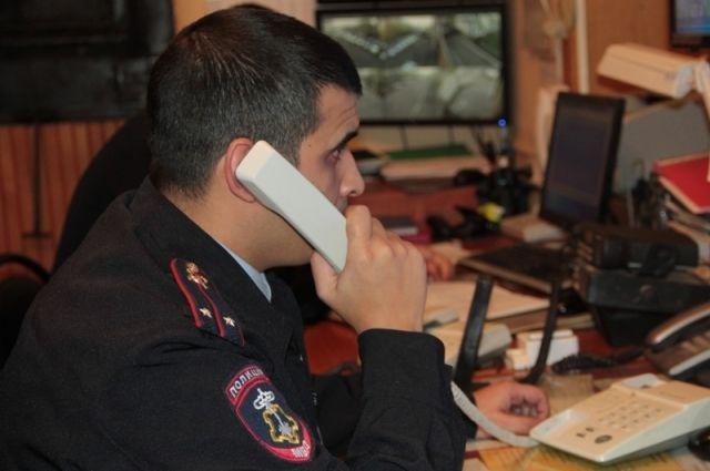 Наряд полиции задержал гражданина прямо в учебном классе.