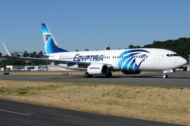 Власти Египта начали передачу останков жертв крушения A320
