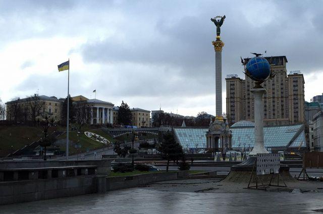ВКиеве прошло факельное шествие коДню рождения Степана Бандеры