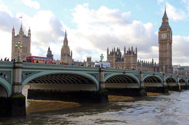 Мэй может упразднить палату лордов вслучае препятствия Брекситу