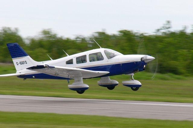 Вамериканском штате Иллинойс случилось крушение самолета, необошлось без жертв