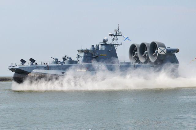 В 2016 году корабли Балтийского флота совершили семь дальних походов