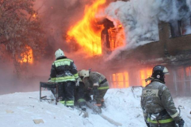 Впоследний день года вАмурской области случилось шесть пожаров
