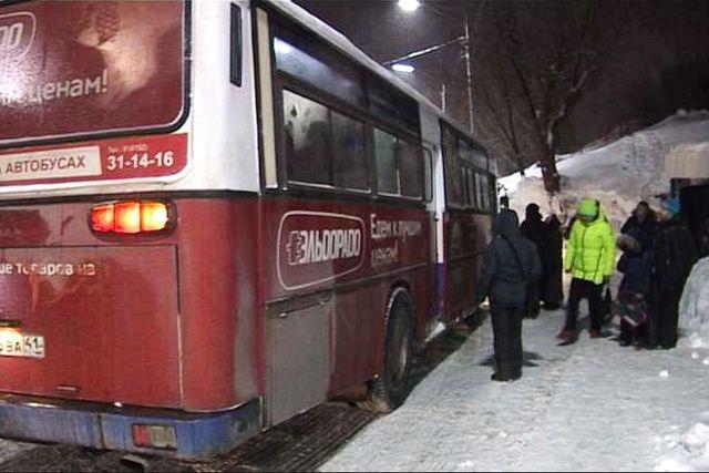 Междугородние автобусы снова вышли на трассы