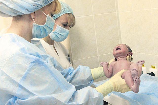 Состояние новорожденных и их мам хорошее.