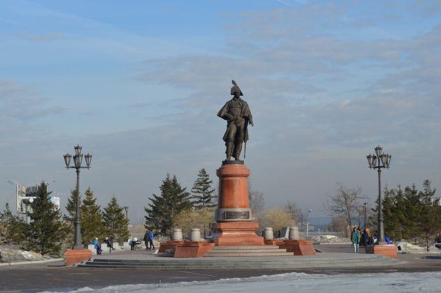 210 лет назад в Красноярске умер Николай Резанов.
