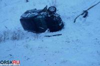 На трассе Орск-Ясный в ДТП с поездом пострадал ребенок
