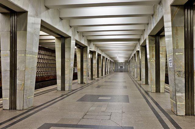 Движение поездов начасти «оранжевой» веточки метро ограничат 4 и5января