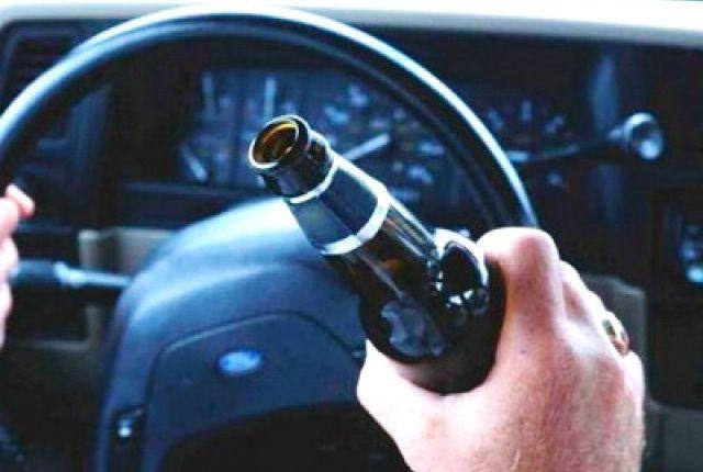 ВКургане работники ГИБДД выявляют нетрезвых водителей
