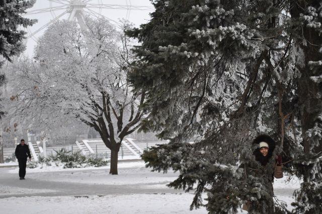 5января вКазани предполагается метель и22-градусный мороз