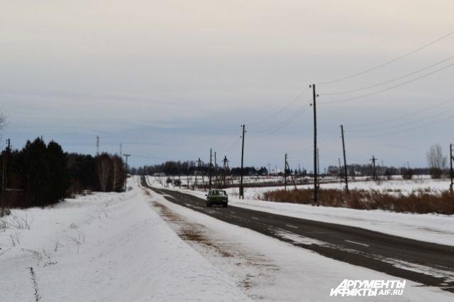 Два человека погибли вНовосибирской области при столкновении авто Митцубиши и Фиат