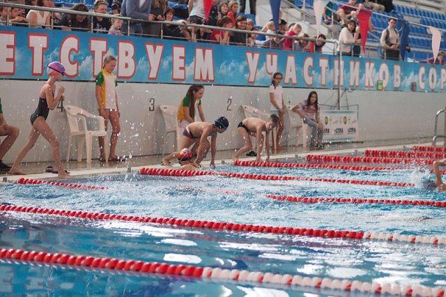 Все участники стремились к победе, доказывая свое умение в прекрасном виде спорта - плавание.