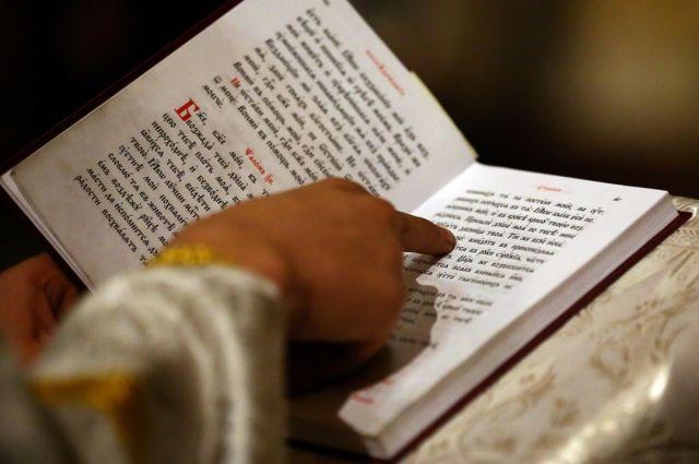6 и 7 января в храмах пройдут божественные литургии.